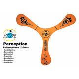 Boomerang Bumeran Perception Ambidiestro Acrobatico 20m