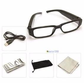 Óculos Espião Com Camera Espiã Discreta Hd 720p Social
