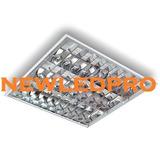 Equipo Fluorescente 3x18w Embutido Ballast Electronico C/iva