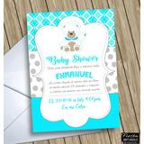 Invitaciones Digitales Personalizadas Baby Shower De Niño