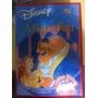 A Bela E A Fera Contos Disney [cd+livro 24 Paginas Novo De F