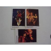 Set De Fotos De Los Rolling Stones (3 Ejs)