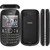 Nokia Asha 200 Doble Sim Telefono Celular
