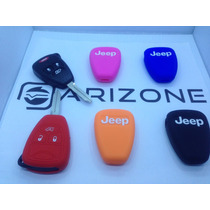 Funda De Silicon Para Jeep Sahara Rubicon Wrangler Patriot