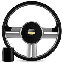 Volante Esportivo Rally Slim Corsa Celta Plisma Kadett Cubo