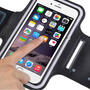 Porta Celular Braço Apple Iphone 6 7 Plus Bike Sport Corrida
