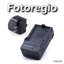 Cargador Rapido Para Bateria En-el14 D5200 D5300 D5500 Df