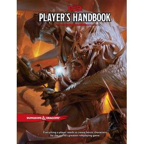 Set De Libros Dungeons And Dragons 5a Edición Rpg D&d .pdf