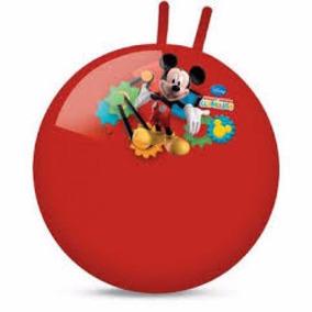 Pelota Canguro Kangaroo Ball Mickey Mouse Inflable Saltarina