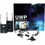 Sony Uwp V1 (k4244) Wireless Lavalier Microphone Camera Pack
