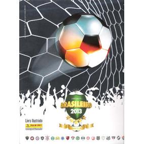 Campeonato Brasileiro 2013 Figurinhas Avulsas 6 Reais