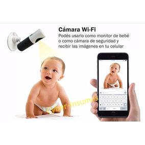 Cámara Ip Inteligente Wifi P2p Hd 720p Vision Nocturna