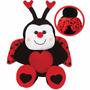 Joaninha De Pelúcia - Brinquedo Para Criança - Bixinho