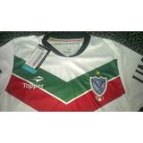 Camiseta Velez Sarsfield Topper Original Samsung Tricolor