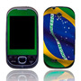 Capa Adesivo Skin628 Samsung Galaxy 5 Gt-i5500b + Kit Tela
