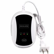 Sensor Alarme Detector De Gas Sem Fio Segurança Cozinha Casa