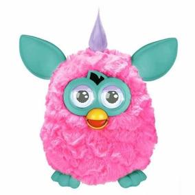 Boneco Furby Fala Portugues E Furbes (original)