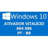 Mic. Win.10 Pro Pt-br 64 32 - Eterno - Atualizações Ativador