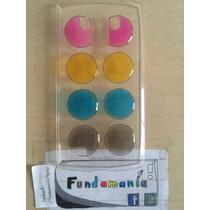 Funda Vision Case Círculos Colores Lg G4 Beat - Envío Gratis