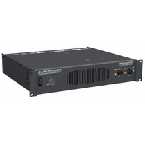 Behringer Europower Ep2000 Potencia Amplificador 2x500w 8ohm
