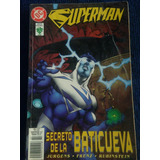 Comic Superman Secreto De La Baticueva