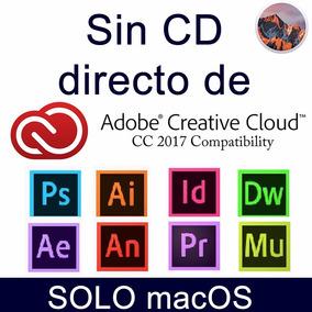Adobe Cc 2017 Solo Macos Directo De Adobe Creative Cloud