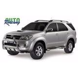 Estribos Cromados Toyota Fortuner 2007-2014 Marca Keko