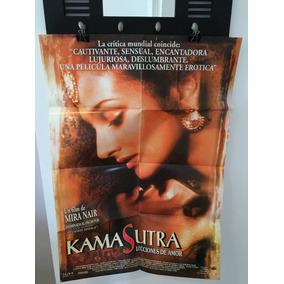 Afiche Original De Cine - Kamasutra