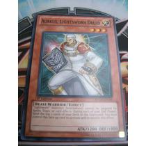 Yugioh Lightsworn Druid Comun 1st Rymp-en105 X3