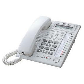 Teléfono Multilínea Programador Panasonic Kx-t7730 B/n