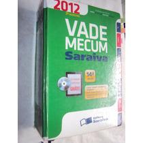 Vade Mecum Saraiva 2012 (sebo Amigo)