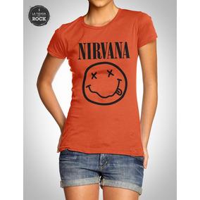 Remeras De Rock / Nirvana 2 - La Tienda Del Rock