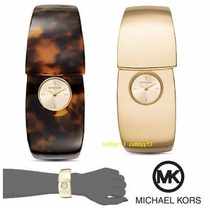 Reloj Michael Kors Nuevo Original Elegante Comodo Mujer