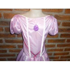 Hermoso Disfraz De La Princesa Sofia! Ideal Para Navidad!!