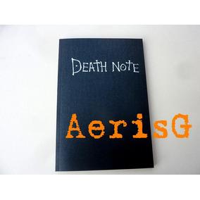 Arg Padrisima Libreta Death Note Reglas Español Anime Naruto