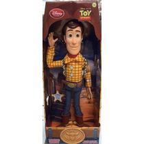 Boneca Woody 40cm Original Da Loja Disney P/entrega