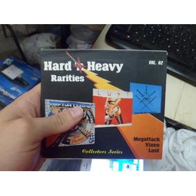 Cd Imp - Hard N Heavy Rarities Vol. 02 Megattack/vixen/lust