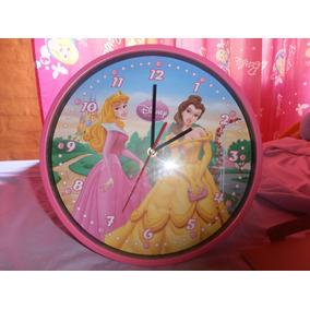 Reloj De Princsesas
