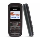 Nokia 1208 Desbloqueado Novo Celular Bom De Sinal