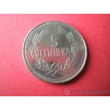 5 Céntimos Puya De 1971