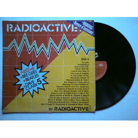 Radioactive The Disco Medley Lp (musica Mezclada) 80