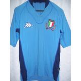 Seleccion De Rugby De Italia - Kappa Modelo Kombat Talle L 1c7d091a2c3fd