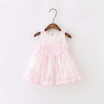 Vestido Bebê Infantil Casual Fashion Festa. Frete Grátis