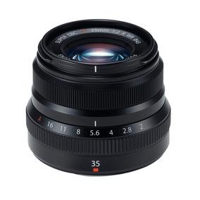Lente Fujifilm Xf 35mm F2 R Wr