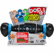 Brinquedo Jogo Bop It! Smash Prenda A Luz Hasbro