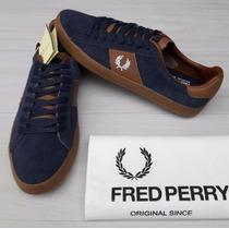 Sapatenis Fred Perry Original Importado Masculino Promoção