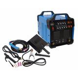 Máquina Inversora De Solda Eletrodo Tig Ac/dc Alumínio 200am
