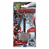 Llavero De Martillo Thor De Metal Marvel