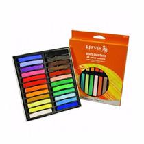 Pasteles Suaves Para Artistas Reeves Con 24 Colores