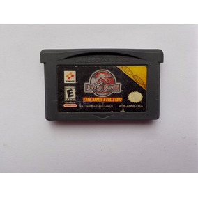 Jurassic Park 3 The Dna Factor Gba En Game Reaktor